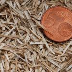 Guinea Pig bedding - linen straw